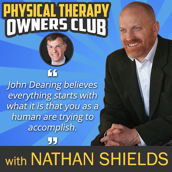 Are You For Sale? with John Dearing, John Dearing, Are You For Sale, business for sale, Nathan Shields, PTO Club, Capstone Strategic