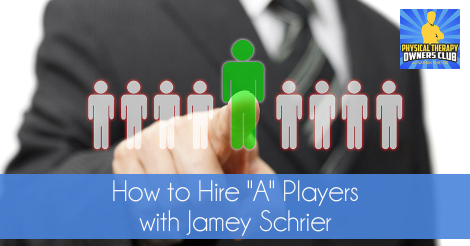 "PTO 15 | How to Hire ""A"" Players"
