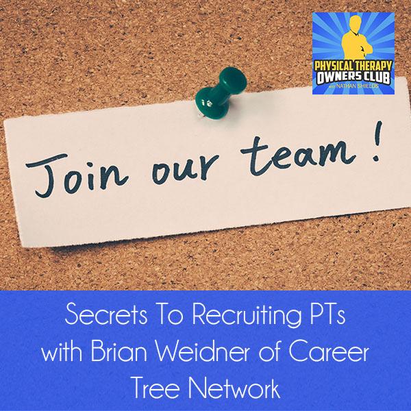 PTO 37   Recruiting PTs