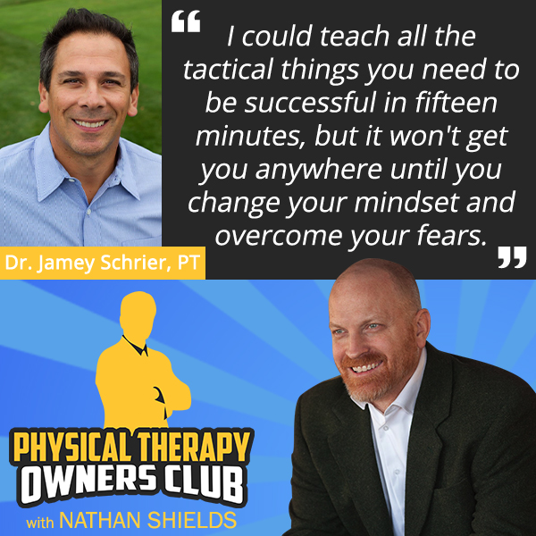 growing your practice, achieving your goals, running a practice, PTO Club, The Practice Freedom Method, changing your mindset