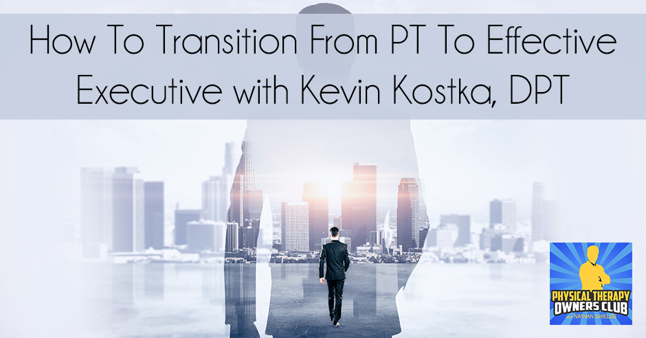 PTO 66 | From PT To Effective Executive