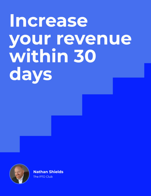 Increased Revenue in 30 Days