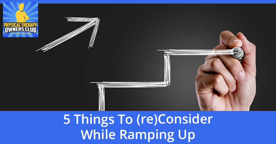 PTO 103 | Ramping Up