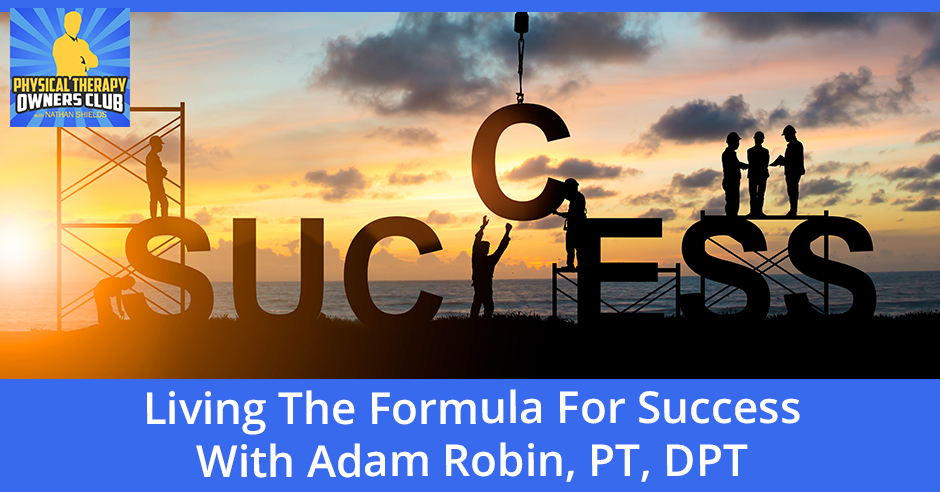 PTO 134 Adam Robin | Formula For Success