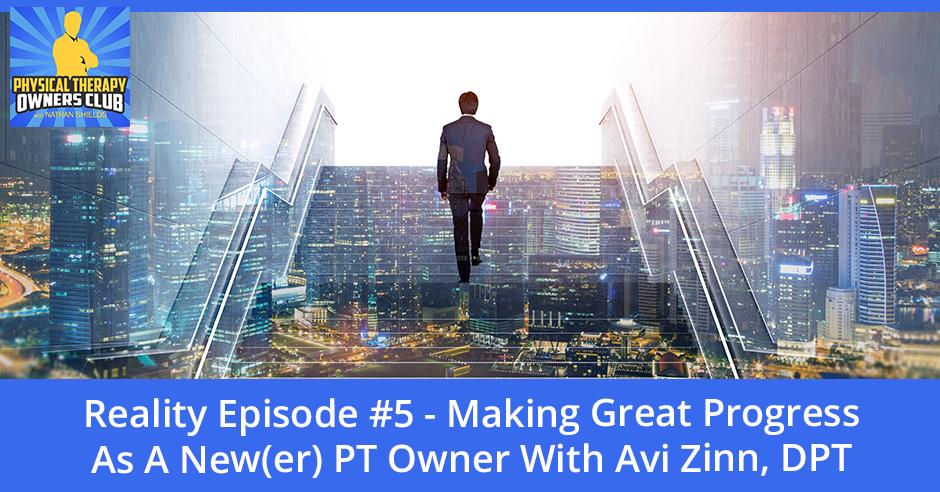PTO 140 Avi Zinn | New PT Owner