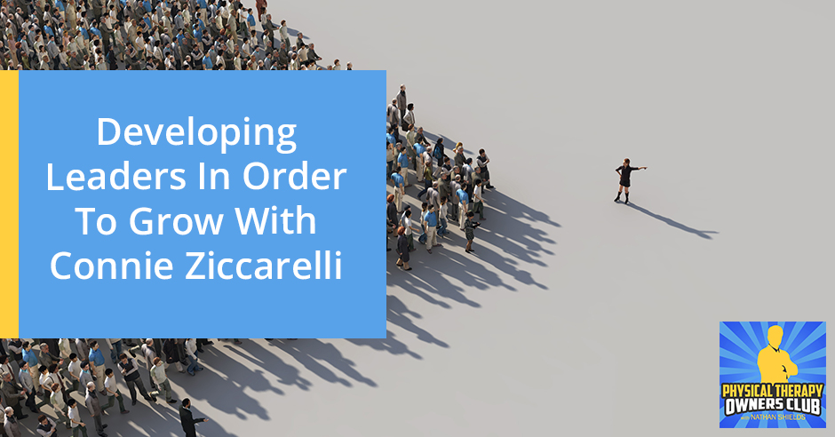PTO 141 Connie Ziccarelli | Developing Leaders