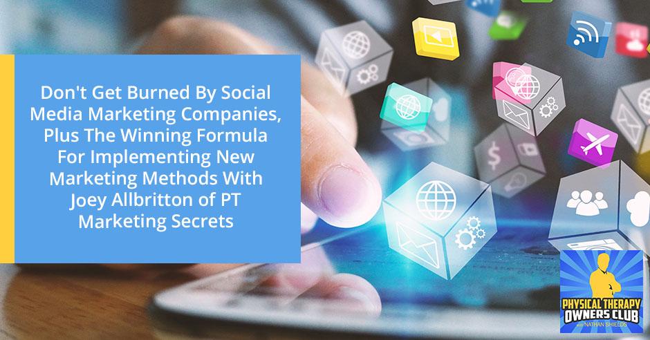 PTO 144 | Social Media Marketing